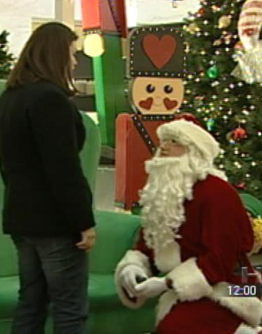 Santa wants to marry you…