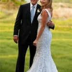 "Lovely Jenna Bush ties the knot in ""spectacular"" wedding"