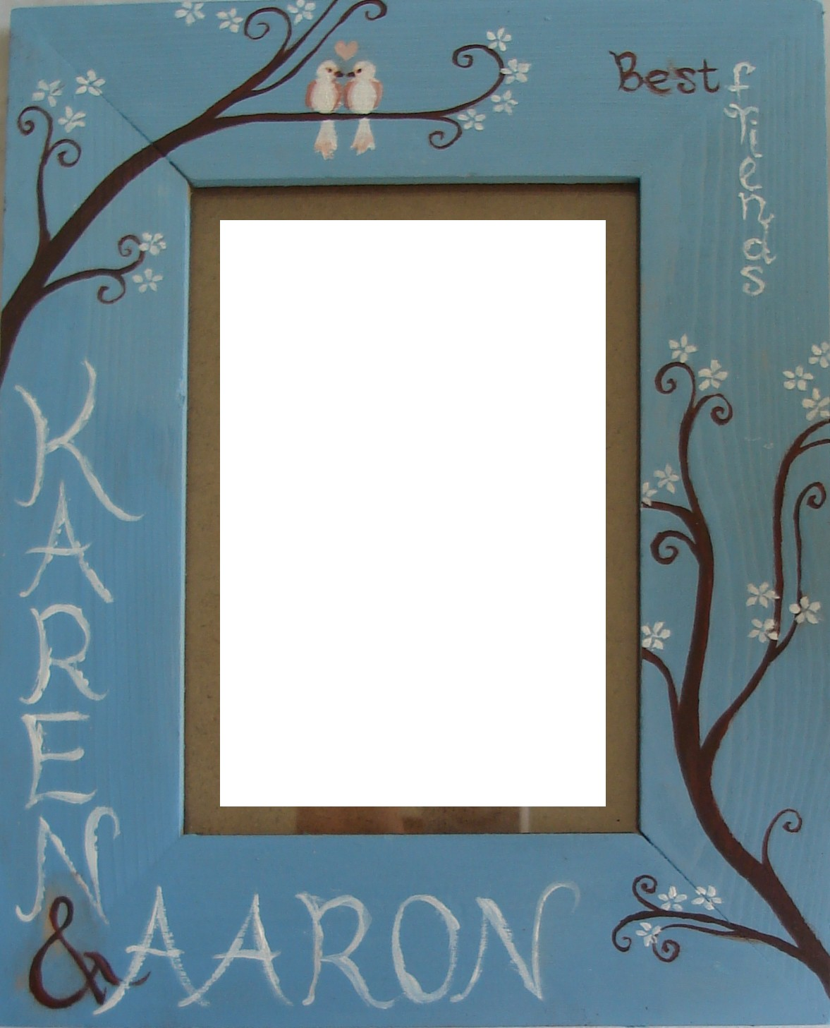 painted frame ideas painting picture frames ideas