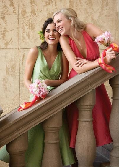 2010 Summer Bridesmaid Dresses