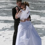 Winter Weather Wedding Pictures!