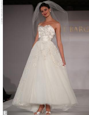 Spring 2010 Wedding Dress Trends