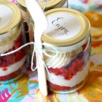 Wedding Dessert… in a Jar!