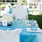 Beach-Inspired Wedding Decor