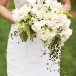 Lovely, Loose, & Unpredictable Wedding Bouquets