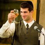 Groom's Speech: Tips for your Toast