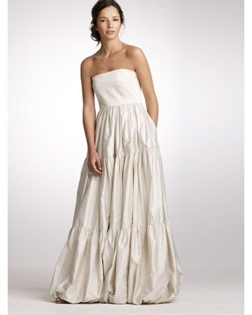 Bridal Fashion 2011: Understated Wedding Gowns