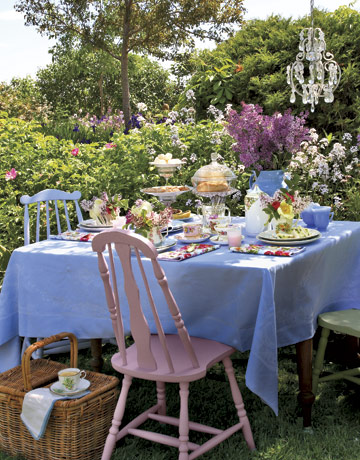 Garden Tea Party Wedding Shower