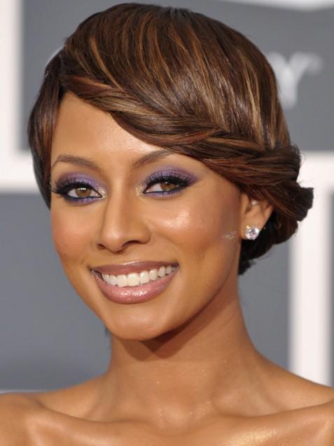 Wedding Hair Inspiration: Highlights Keri Hilson Hair Color