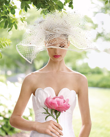 Wedding Hats for the Modern Bride