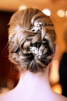 2011 Bridal Trend: Braided Hairstyles