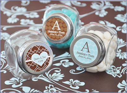 One-of-a-Kind, Personalized Favors & Gifts