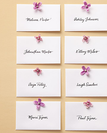 DIY Projects for Fall Weddings