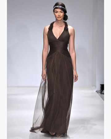 40 Fabulous Bridesmaid&-39-s Dresses for Fall 2012