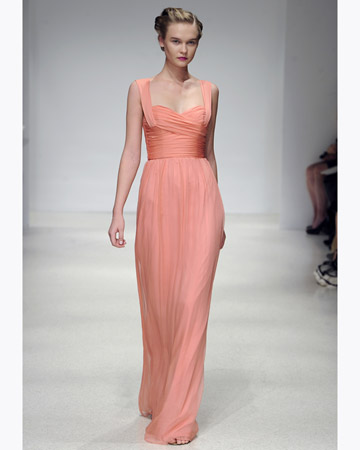 40 Fabulous Bridesmaid's Dresses for Fall 2012