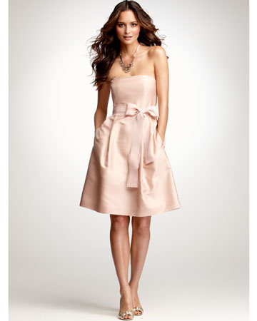 Bridesmaid Dresses Pink Champagne - Wedding Short Dresses