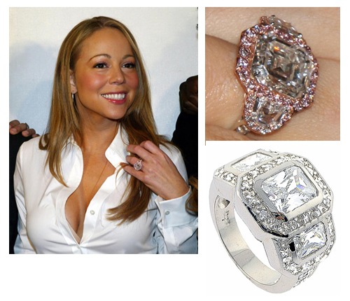 Mariah Carey's ring - PrimeStyle.com version