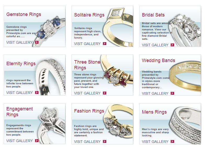 Prime Style's Selection of Rings for Any Occasion