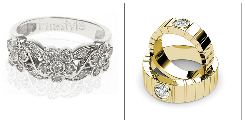 Prime Style Specialty Rings