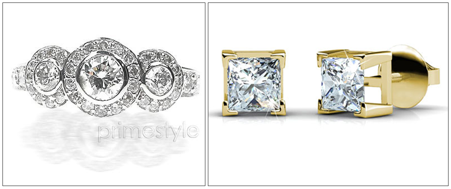 From Classic Studs to Exquisite Design