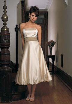 Top 5 Wedding Dress Trends for 2008