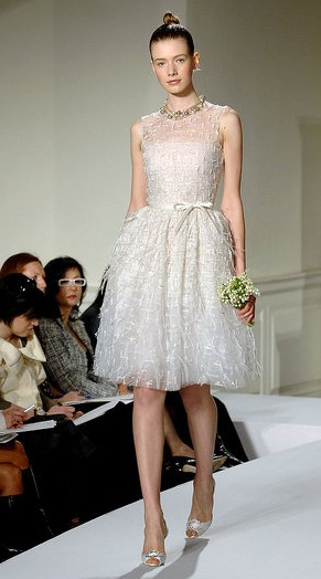 2009 & Beyond: Wedding gown styles that are current yet classic