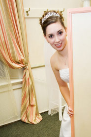 Brides (and Grooms) who Don't Love the Spotlight