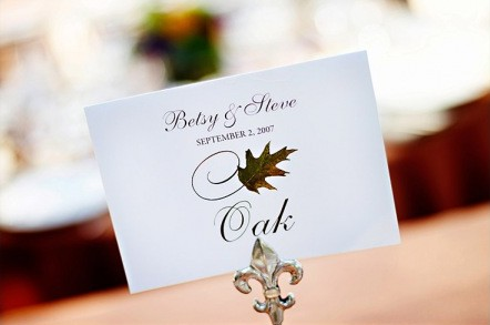 10 Ways to Personalize your Wedding