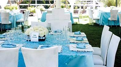 Beach-Inspired Wedding Decor