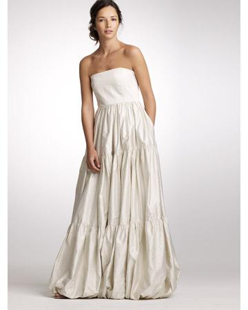 Bridal Fashion 2011: Understated Wedding Gowns