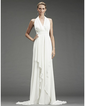Bridal Fashion 2011: Stunning Sheaths for Fall