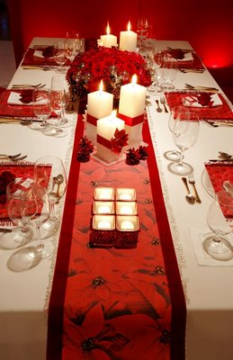 Wrapping Paper Table Runners & More!