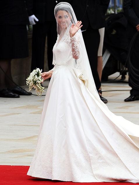 Get Kate Middleton's Royal Wedding Look