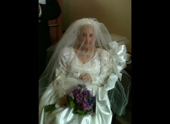 Never Too Old to Marry!